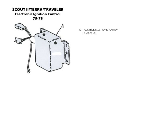 1971 international scout wiring diagram  wiring  wiring