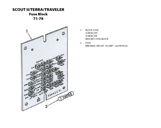 International Scout Ii Wiring Diagram: Scout Ii Fuse Box - Wiring Diagram Sysrh:12.yjm.kosmetik-tattoo.de,Design